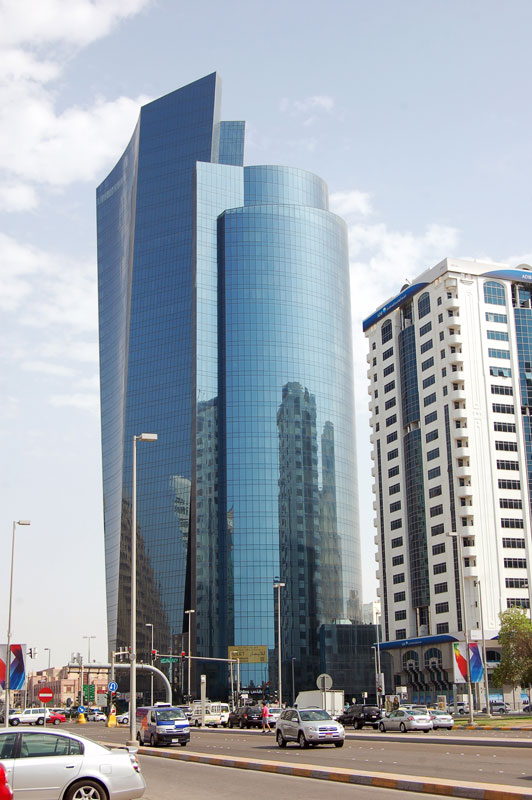 Shining Towers, Abu Dhabi