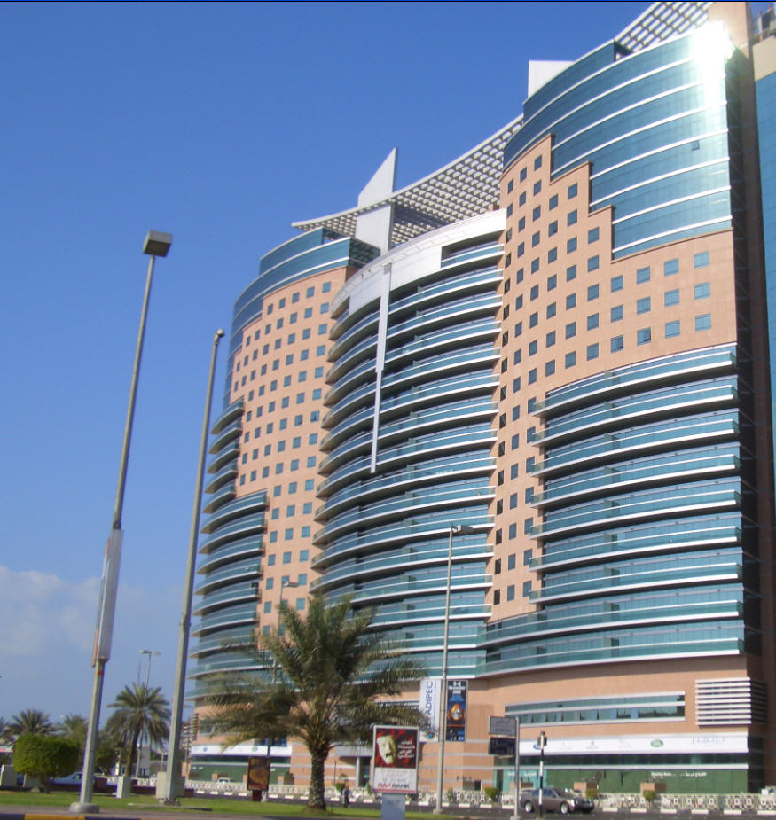 Crescent Towers, Abu Dhabi