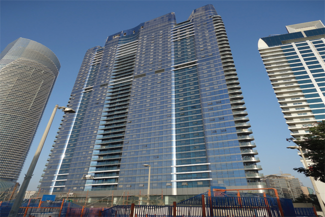 Corniche Towers Links Properties, Abu Dhabi
